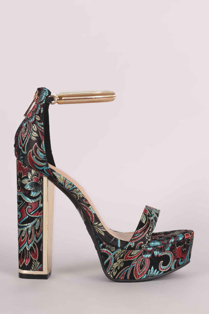 Holiday Season Stunning Party Shoes