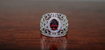 January Birthstone Garnet for Love and Passion