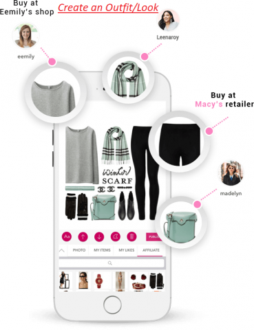 Polyvore Users Create Stylish, Everyday Outfit Sets On Fashmates