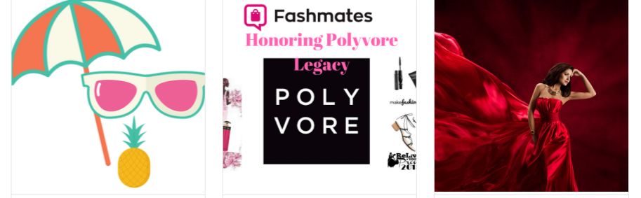 Exciting New Contests Entice Polyvore Users